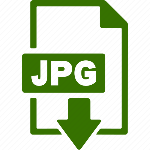 document, download, file, format, image, jpg icon