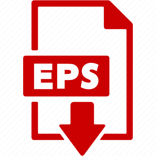 document, download, eps, extension, file, format icon