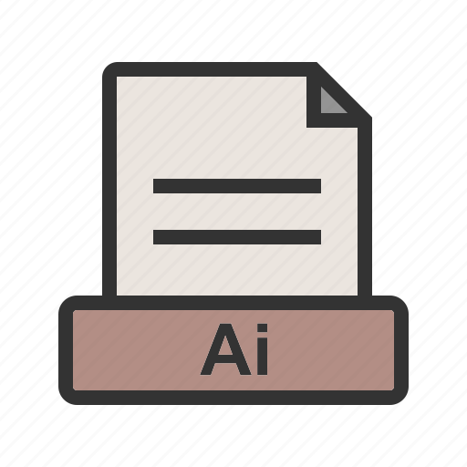 document, file, format, interface, psd icon