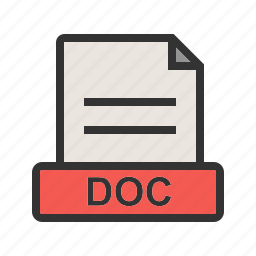 application, doc, document, download, file, format icon