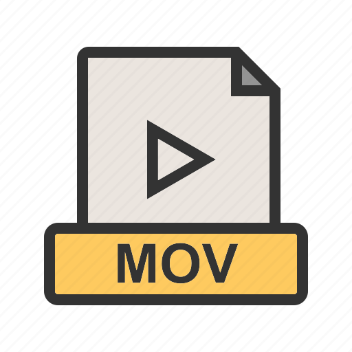 Clip, file, internet, mov, play, player, video icon - Download on Iconfinder