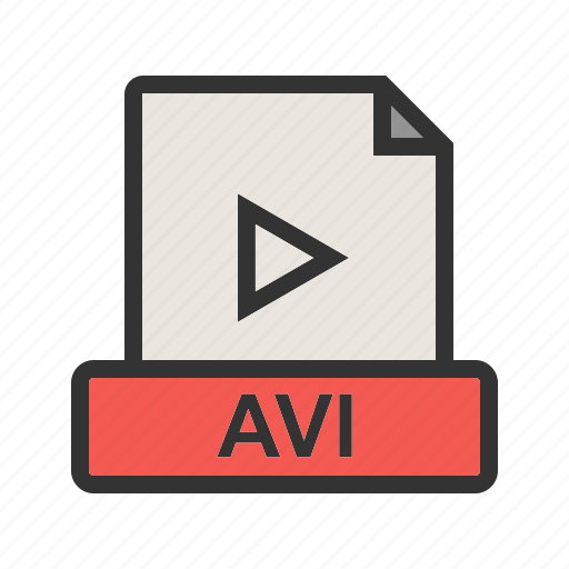 Avi, clip, file, internet, play, player, web icon - Download on Iconfinder