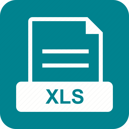 Web, excel, file, download, document, xls icon