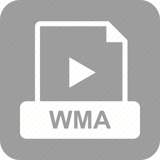 audio, element, file, format, graphic, image, wma icon