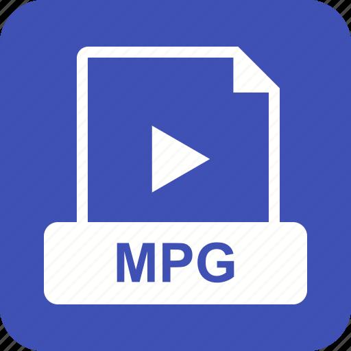 data, document, file, internet, mov, mp4, web icon