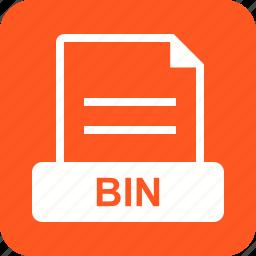 bin, data, delete, file, paper, recycle, trash icon