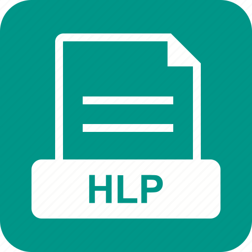 computer, document, excel, file, hlp, office, word icon