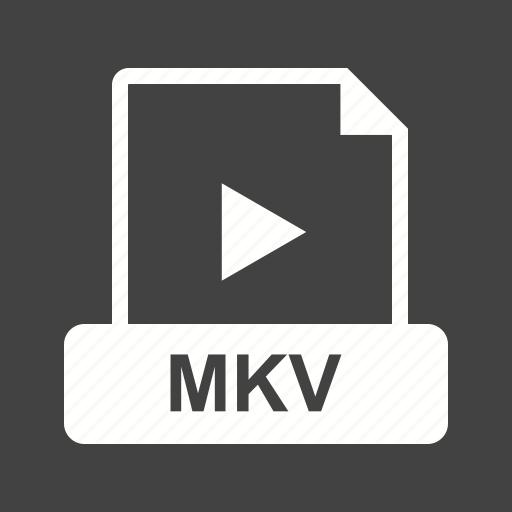 clip, file, internet, mkv, play, player, web icon