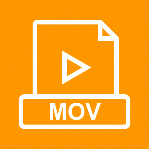 clip, file, internet, mov, play, player, video icon