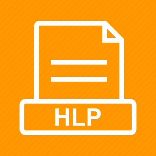 document, excel, file, hlp, office, web, word icon