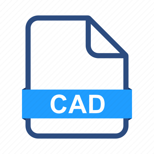 cad, document, documents, extension, file, files, format icon