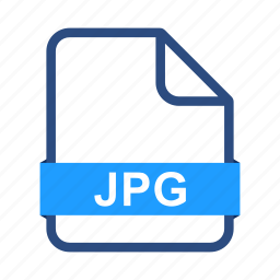 document, documents, extension, file, format, jpg icon