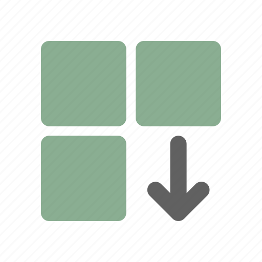 file, library, list, system, view icon