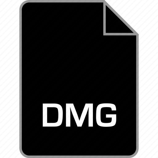 dmg, extension, file icon