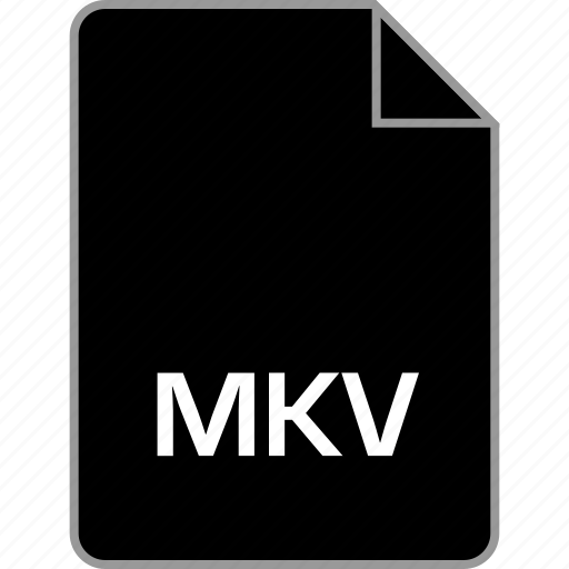 extension, file, mkv icon