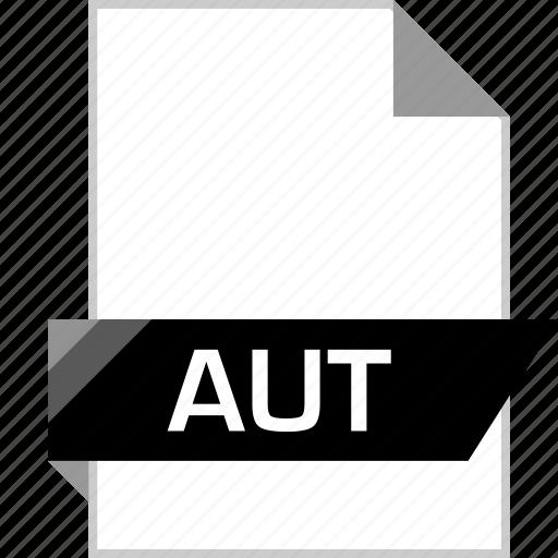 aut, file, name icon