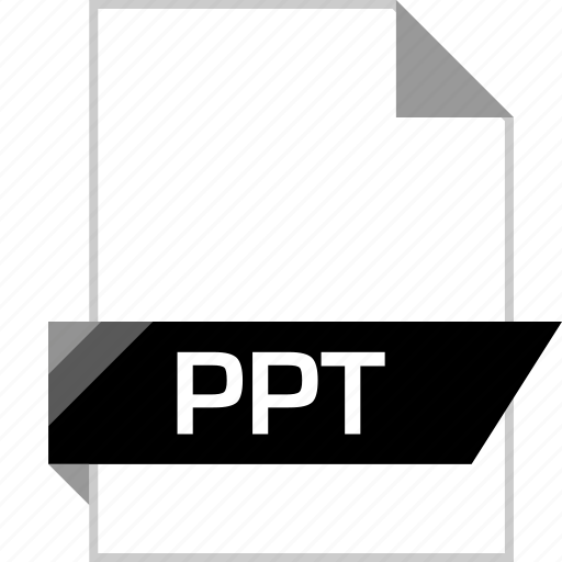 file, name, powerpoint, ppt icon