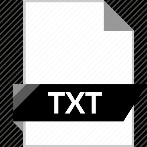 file, name, txt icon