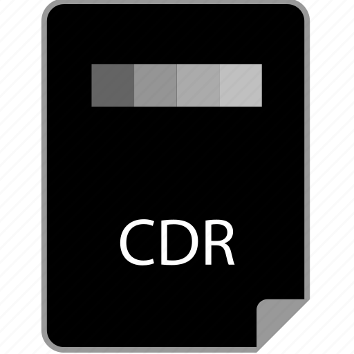 cdr, extension, page icon