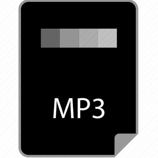 extension, mp3, music, page icon