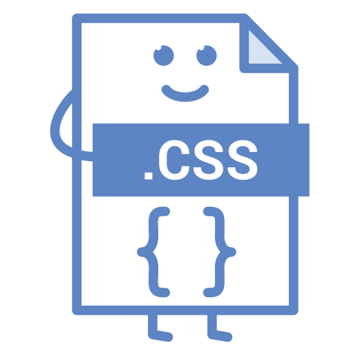 computer, css, document, file, format, type icon