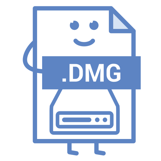 computer, dmg, document, file, format, mac, type icon