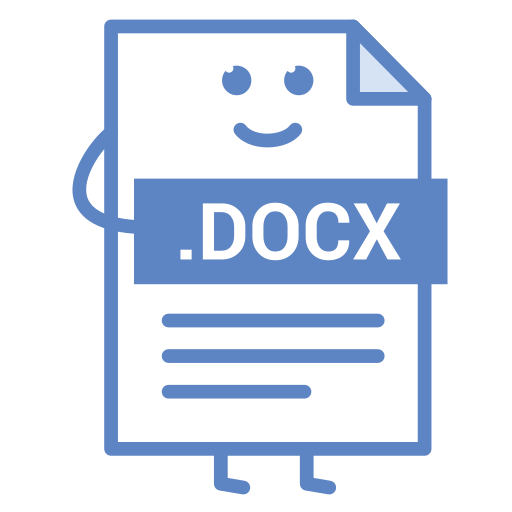 computer, document, docx, file, format, type icon