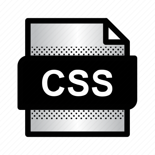 css, css document, document, extension, file, format, type icon