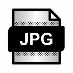 extension, file, format, jpg, jpg file, jpg image, type icon