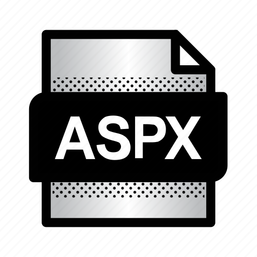 aspx, aspx file, document, extension, file, format, type icon