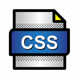css, document, documents, extension, file, format, type icon