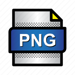 extension, file, folder, format, png file, png format, type icon
