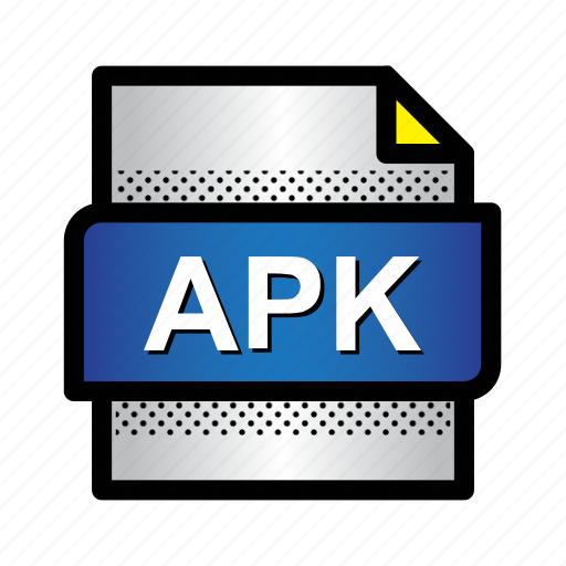 apk, document, extension, file, files, format, type icon