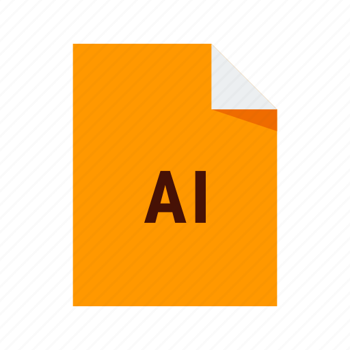 adobe, ai file, aifile, file, format icon