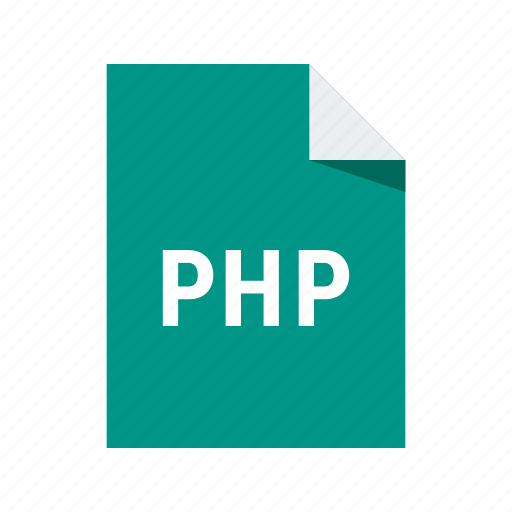 code, file, php, programming, web icon