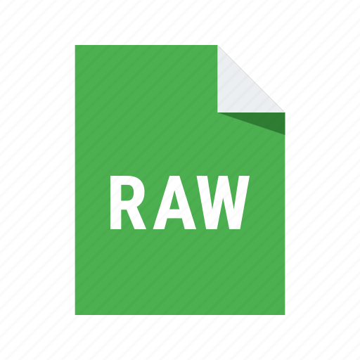 file, format, image, photo, raw, raw file icon