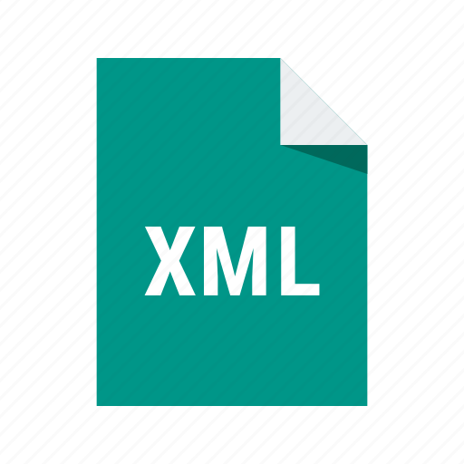 code, coding, extension, file, format, programming, xml icon
