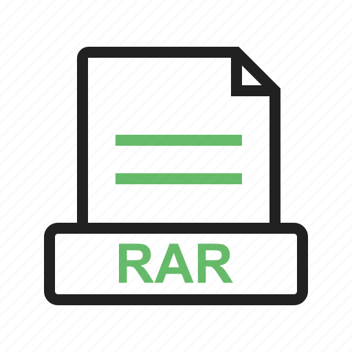 Archive, creative, file, graphic, rar, sign icon - Download on Iconfinder