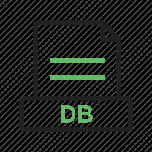 data, database, information, network, server, storage icon