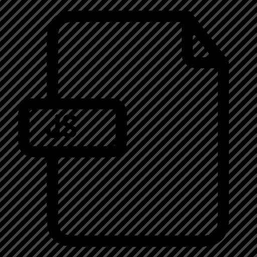 javascript extension, javascript file, js, js file icon