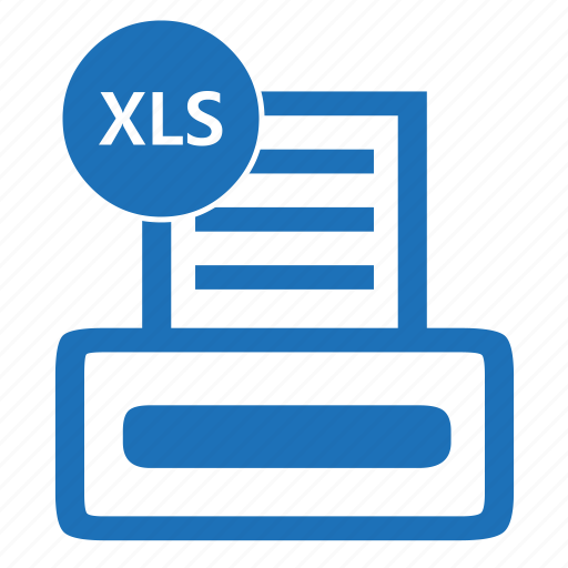 excel, file, format, icontable, spreadsheet, type, xls icon