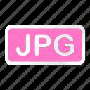 extension, file, files, format, type, types, jpg
