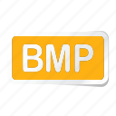 bmp, extension, file, files, format, type, types icon