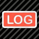 extension, file, files, format, type, types, log