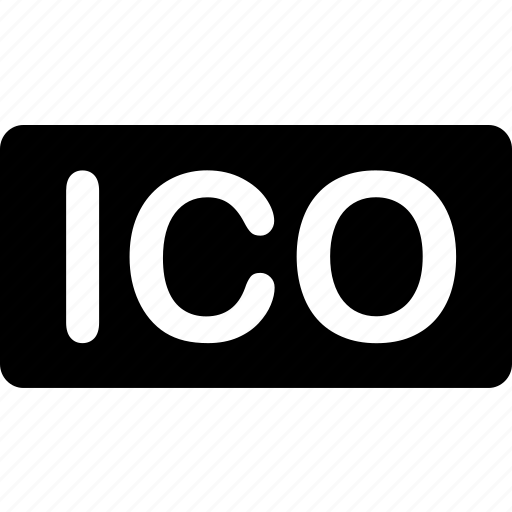 extension, file, format, ico, image, photo, types icon