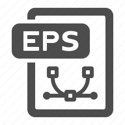 document, editing, eps, extension, file, format icon