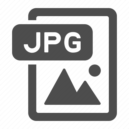 document, extension, file, format, jpg, photo, picture icon