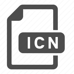 document, extension, file, format, icn icon
