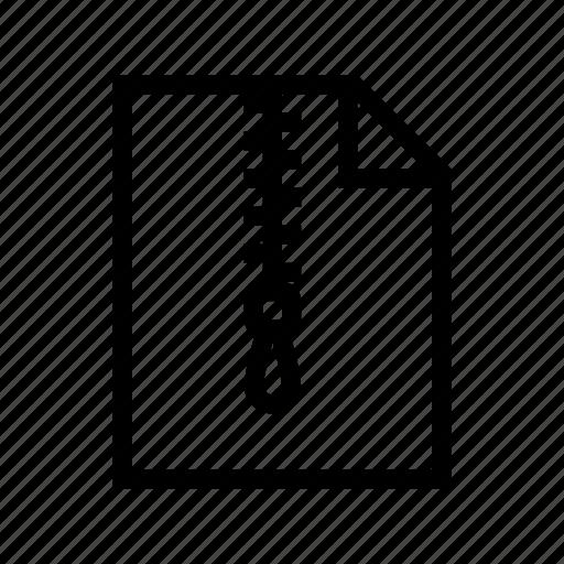 archive, archives, compress, data, file, storage icon