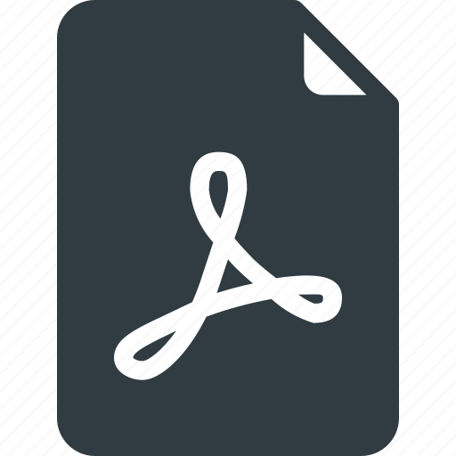 acrobat, adobe, documen, file, paper, pdf icon